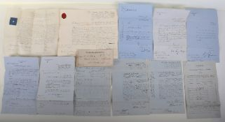 Collection of Interesting Naval Documents