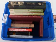 Both WWI & WWII Military Books