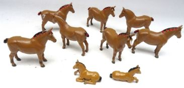 Britains 782 Suffolk Mare