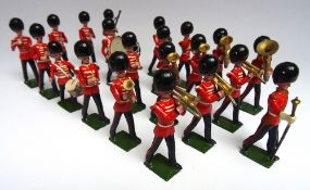 Britains set 37, Band of the Coldtream Guards