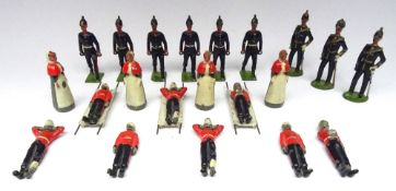 Britains set 137, Army Medical Service