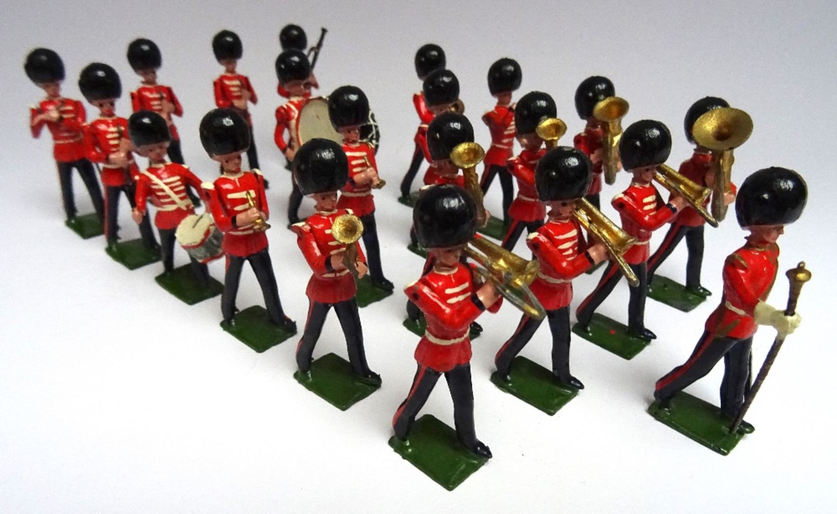 Timed Auction of Toy Soldiers & Figures