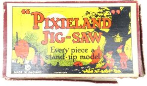 Gibson 'Pixyland' Jig-saw