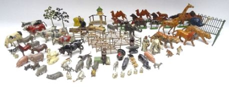 Britains and other Farm and Zoo Animals