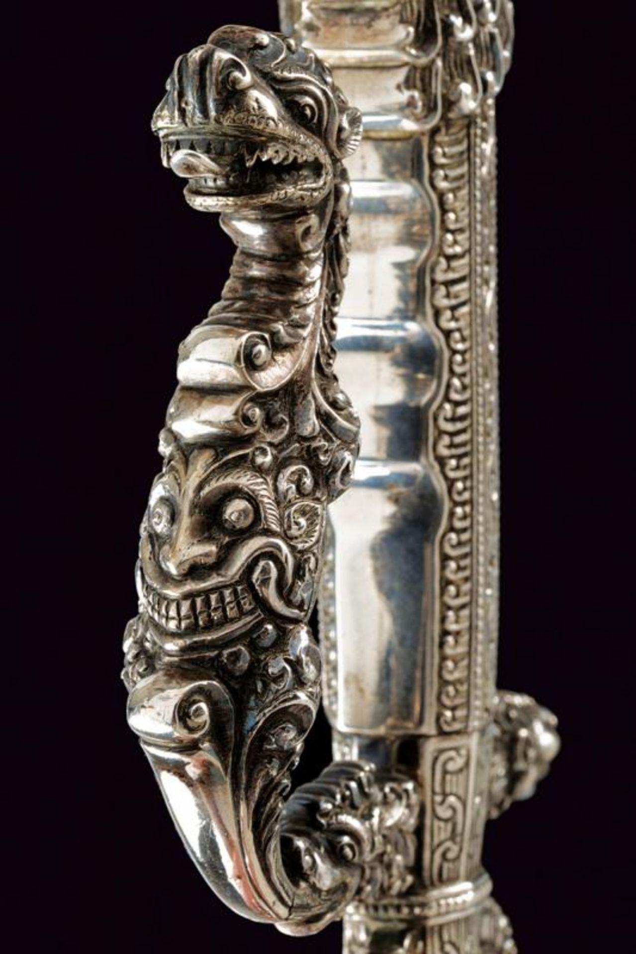 A beautiful full silver Kastane - Bild 6 aus 8