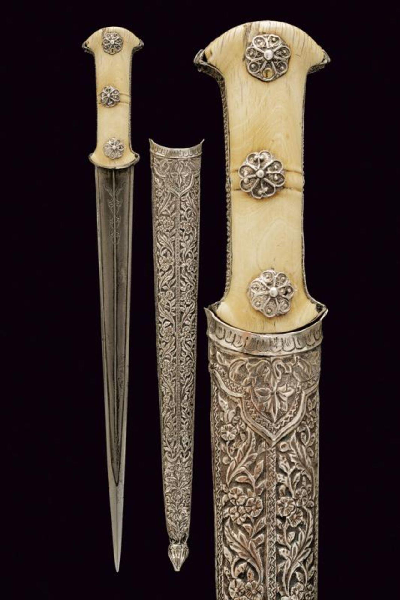 A rare dagger