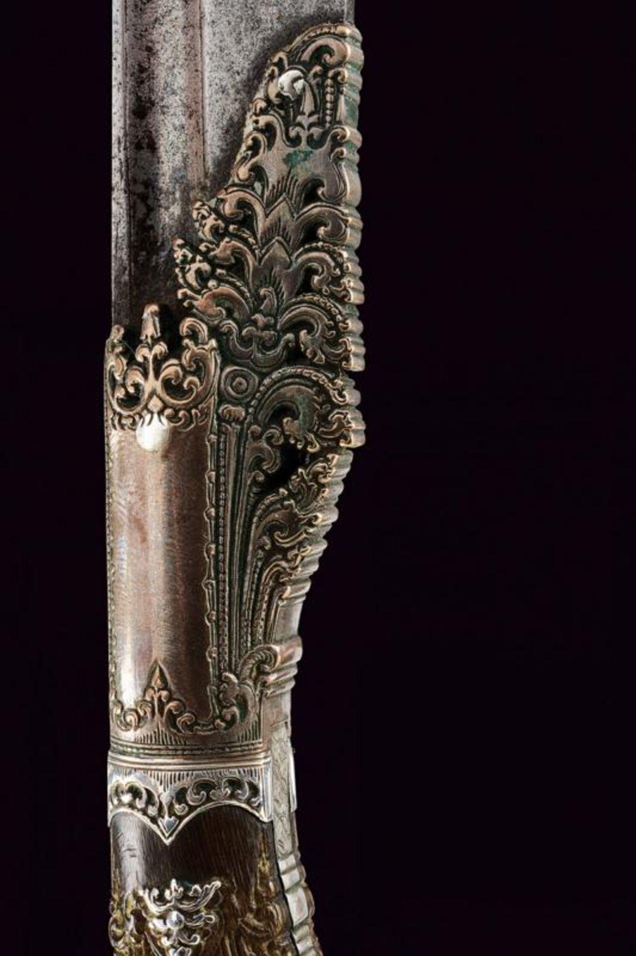 A beautiful silver mounted Piha-kaetta - Bild 5 aus 8