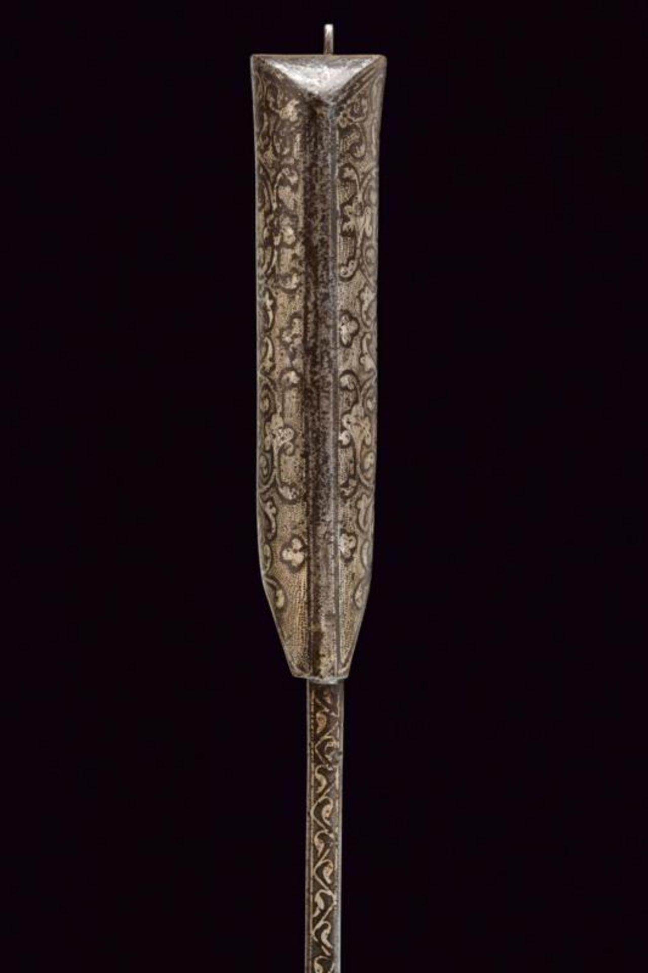 A long khyber type knife - Bild 2 aus 5
