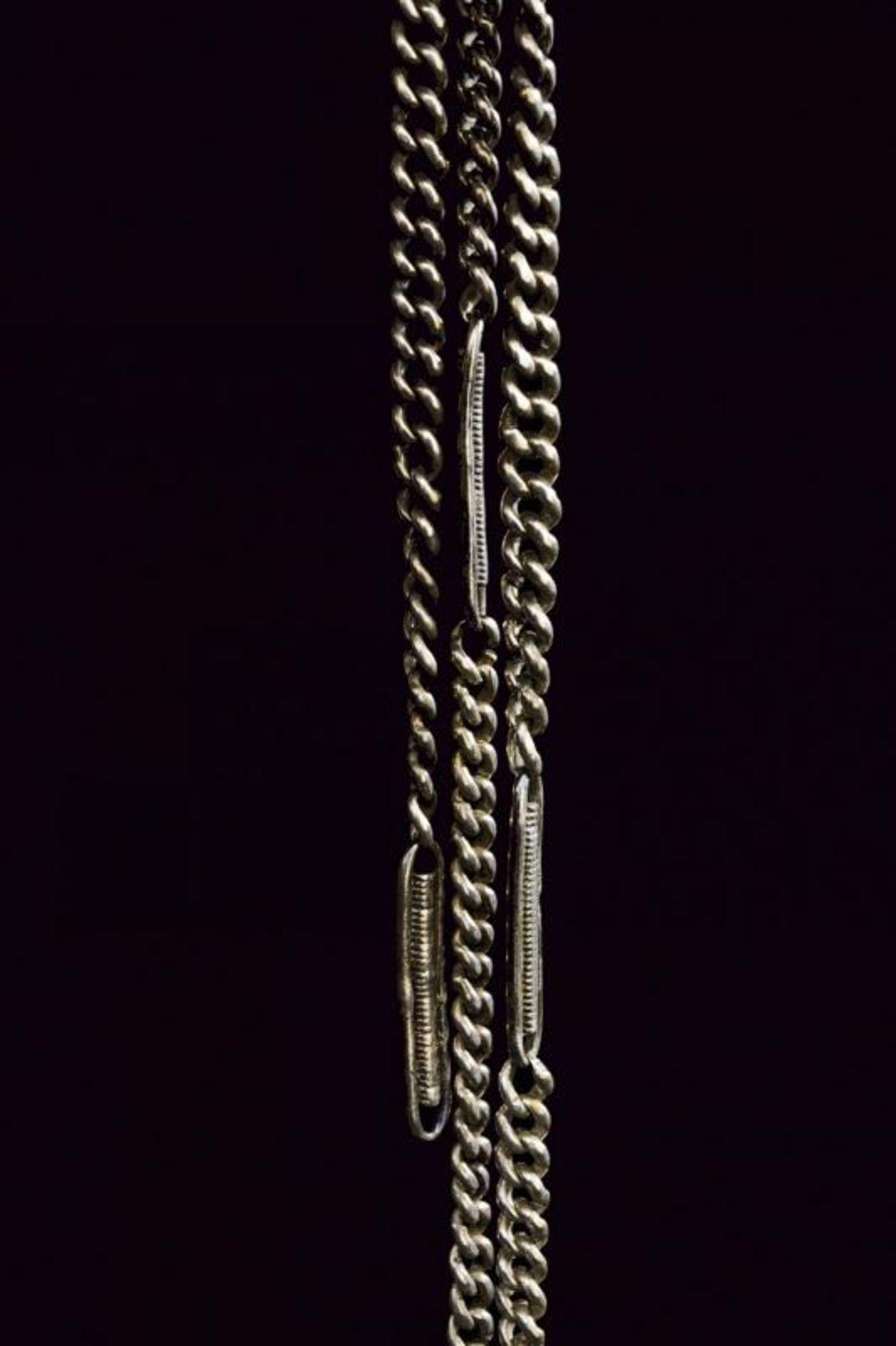 A silver scabbard - Bild 4 aus 4