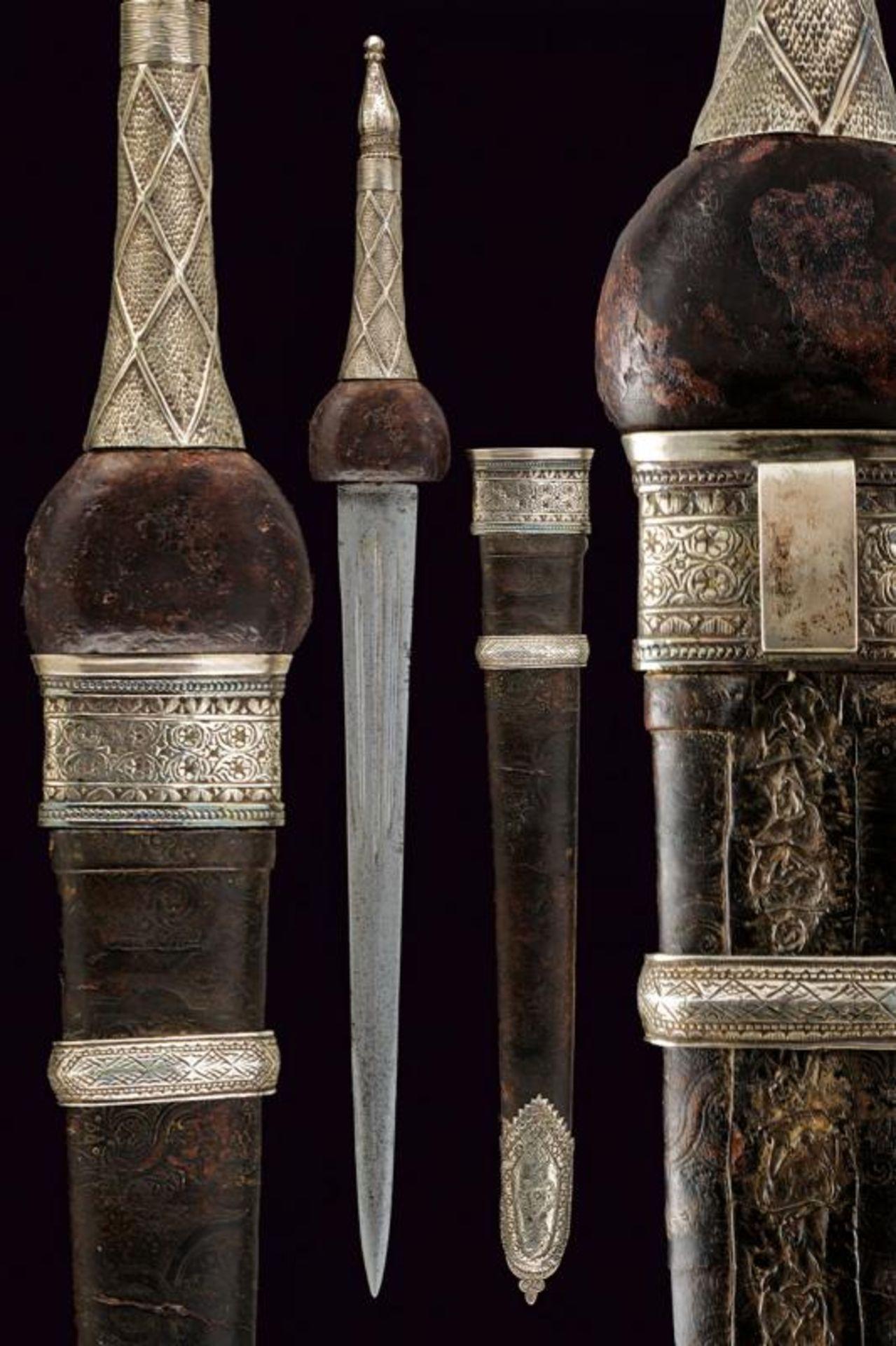 A kattarah (dagger)
