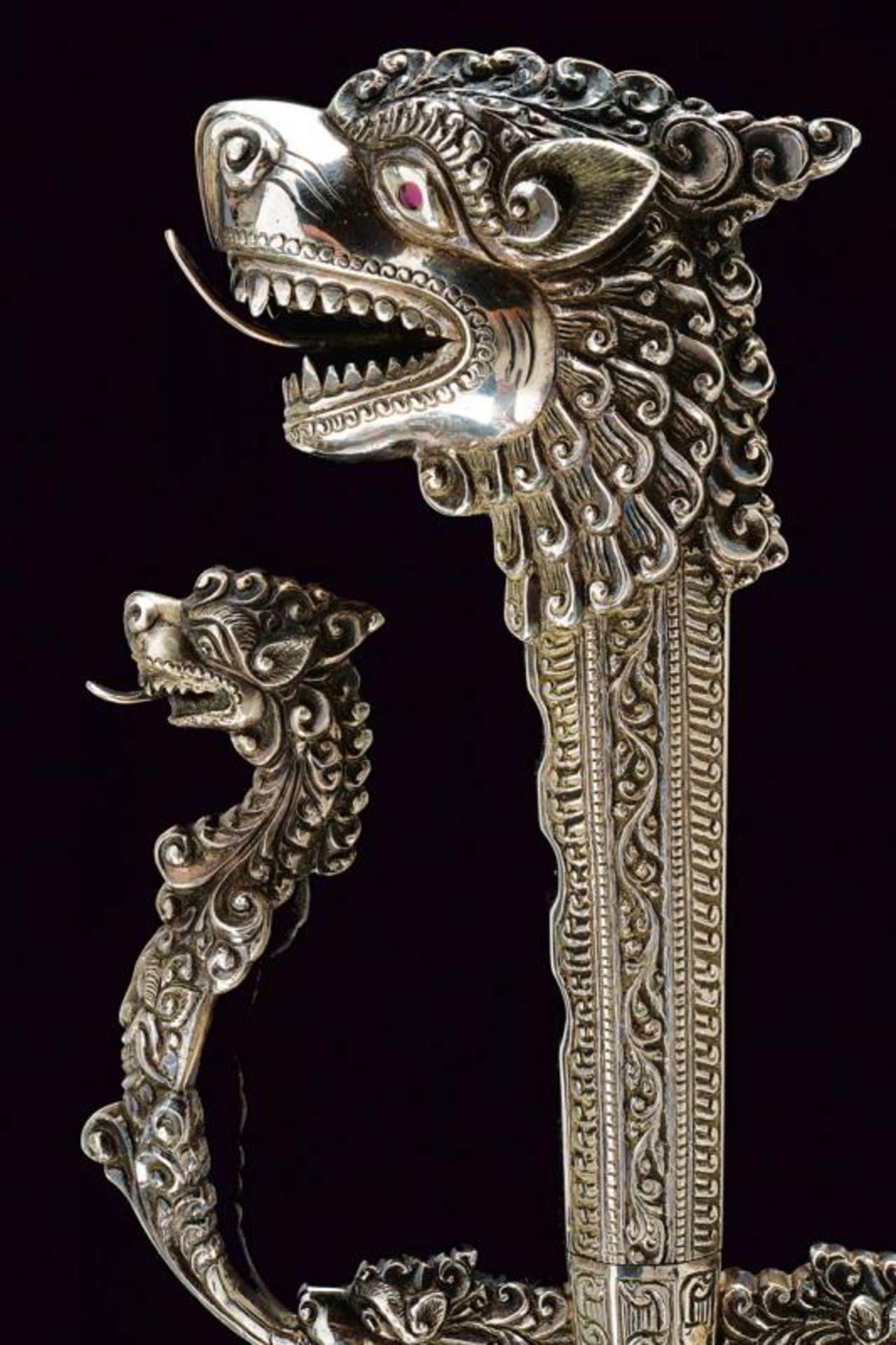 A beautiful full silver Kastane - Bild 3 aus 8