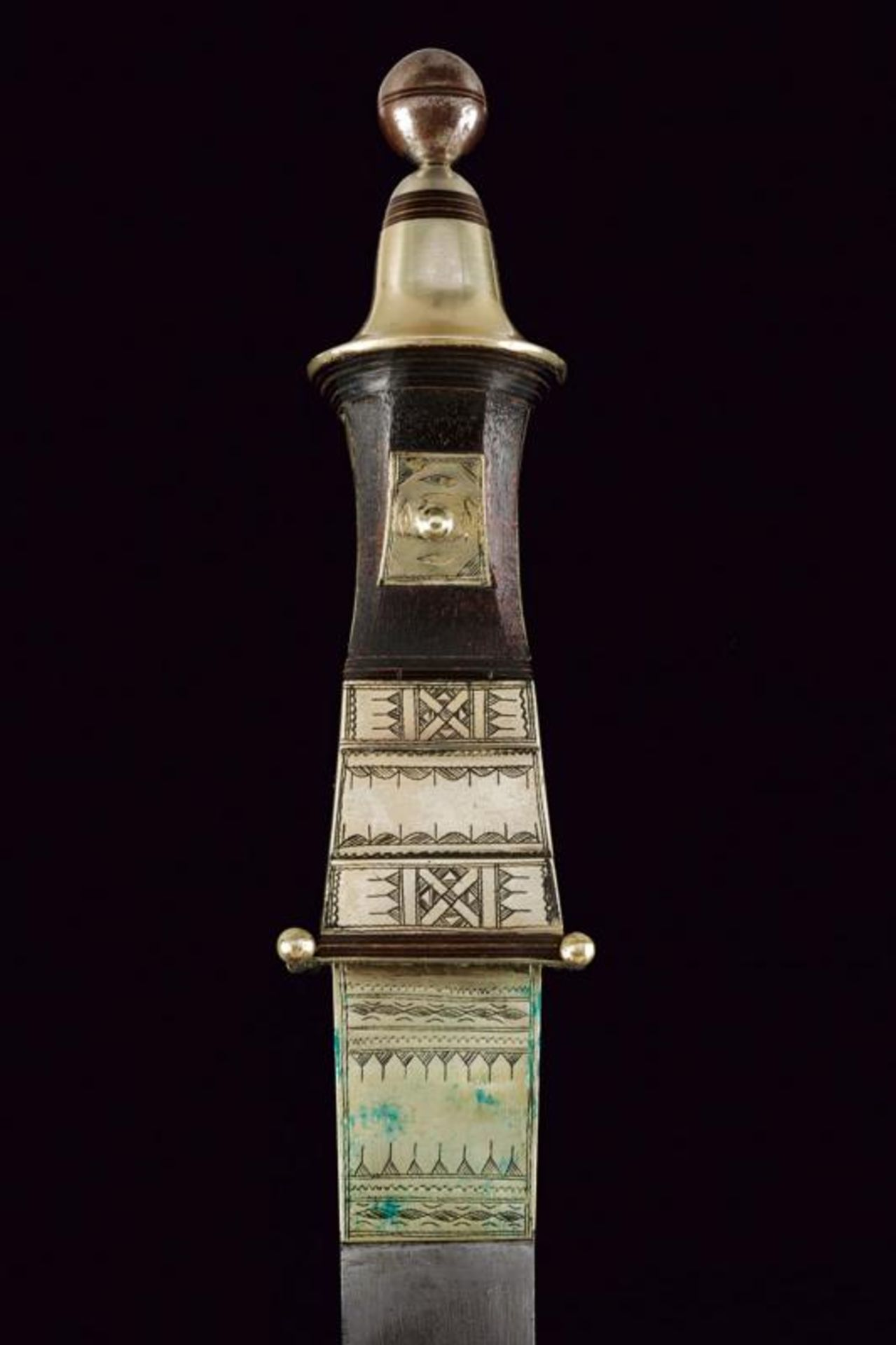 A Tuareg dagger - Bild 3 aus 7