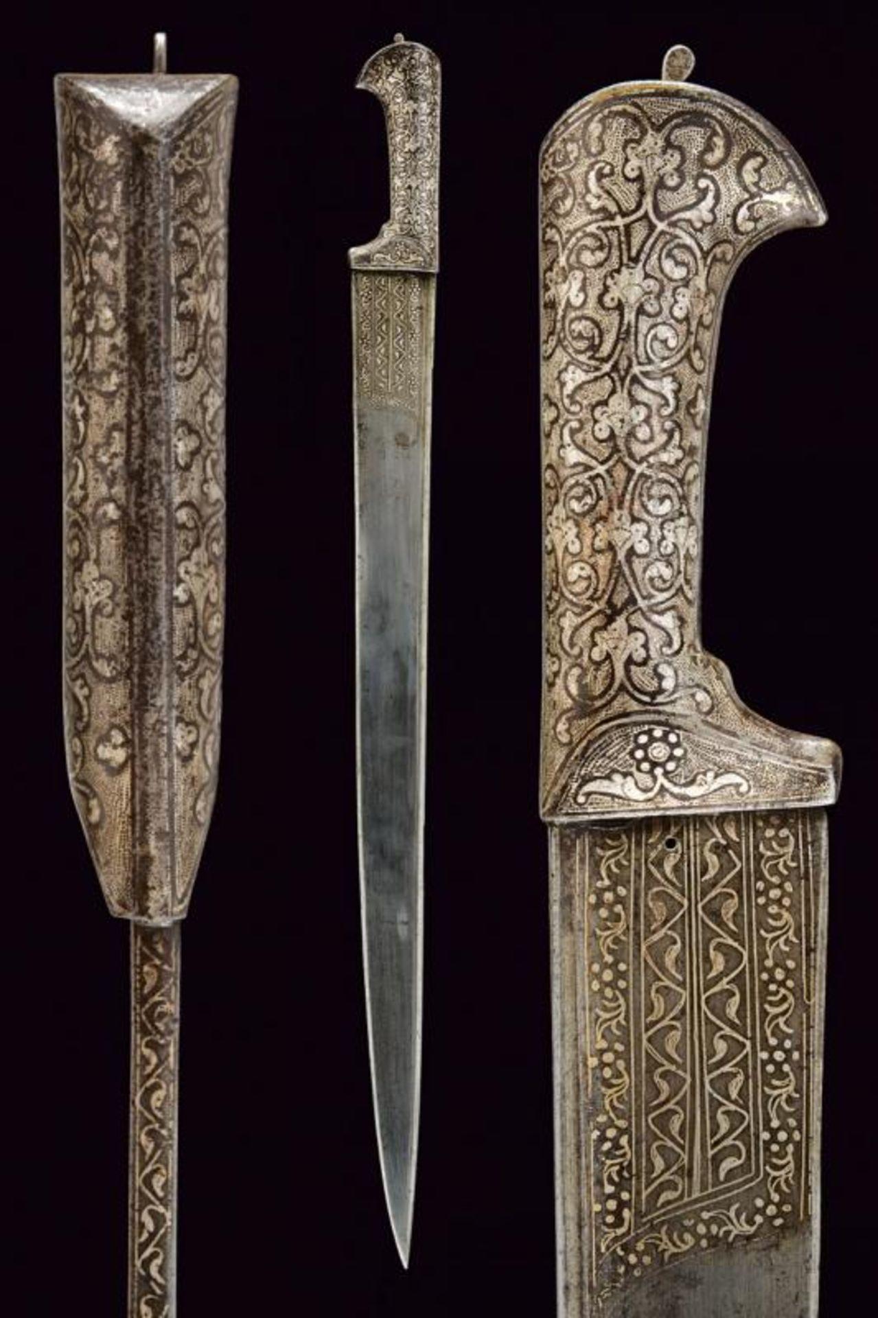 A long khyber type knife