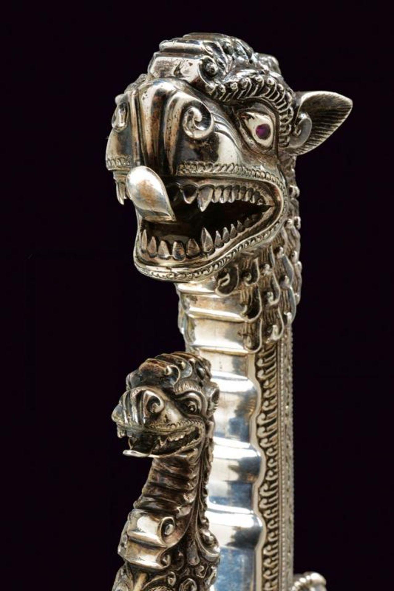 A beautiful full silver Kastane - Bild 7 aus 8