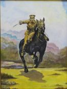 'WWI Cavalry Officer',