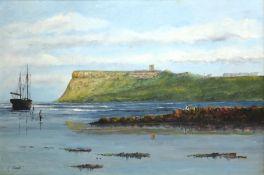 Robert Sheader (British 20th century): Scarborough North Bay,