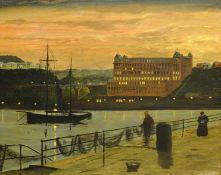 Robert Sheader (British 20th century): The Grand Hotel Scarborough,