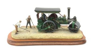 A limited edition Border Fine Arts figure group, Betsy, model no B0663 by Ray Ayres, 165/1750, on wo
