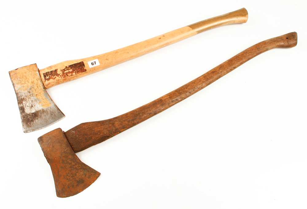 Lot 67 - Two axes G+