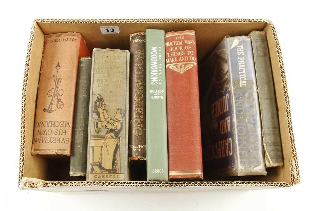 Lot 13 - Eight books G-
