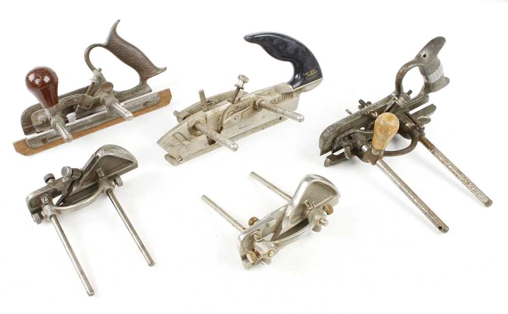 Five combination planes for spares or repairs G-