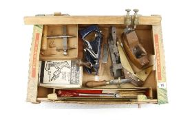 A box of tools G