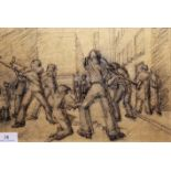 LABOURERs by Alicia Boyle