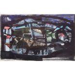 NEAR CORDOBA by George Campbell RHA 1917-1979