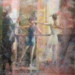 DANCE CLASS by John Dunne