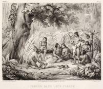 Rugendas (Johann Moritz). Voyage pittoresque dans le Brésil, Paris: Engelmann, 1835