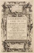 Mercator (Gerard) - Ptolemaeus (Claudius). Geographiae libri octo, 1605
