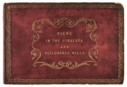 Fullerton (J. A.). Views in the Himalaya and Neilgherry Hills, 1st edition, 1848