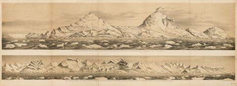 McCormick (Robert). Voyages of Discovery in the Arctic and Antarctic, 1st edition, 1884, & 19