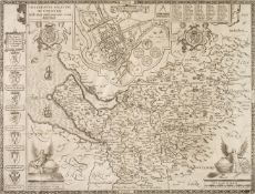 Leycester (Peter). Historical Antiquities ... Particular Remarks Concerning Cheshire, 1673