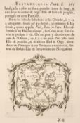Bellin (Jacques Nicolas). Essai Géographique sur les Isles Britanniques, Paris, 1757