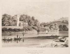 Spreat (W.). Picturesque Sketches of the Churches of Devon, Exeter: W. Spreat, 1842