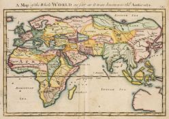 Moll (Herman). Geographia Classica: The Geography of the Ancients ..., 1717