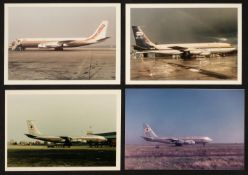 * Aviation Photographs. 8 albums containing Commercial Airliner photographs
