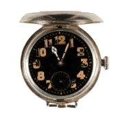 * Alcock & Brown. A wristwatch presented to Captain Alcock 17 July 1919