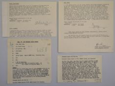 * Battle of Britain. A Combat Report dated 15 October 1940