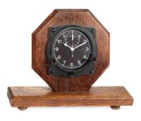 * Aircraft clock. WWII aircraft clock by Carley & Clemence Ltd