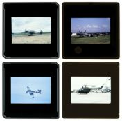 * Aviation Slides, Military & Civil 35mm slides, approx. 5000