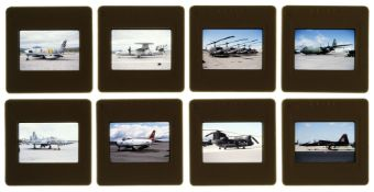 * Aviation Slides. Military & Civil 35mm slides (approx. 22,500)
