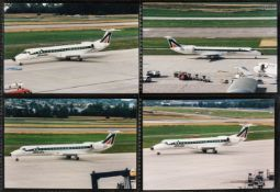 * Aviation Slides. Airliner & Civil aircraft 35mm sides c.1970s (approx. 10,000)