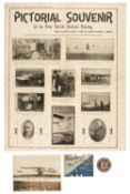 * Doncaster 1909. A collection of early aviation ephemera