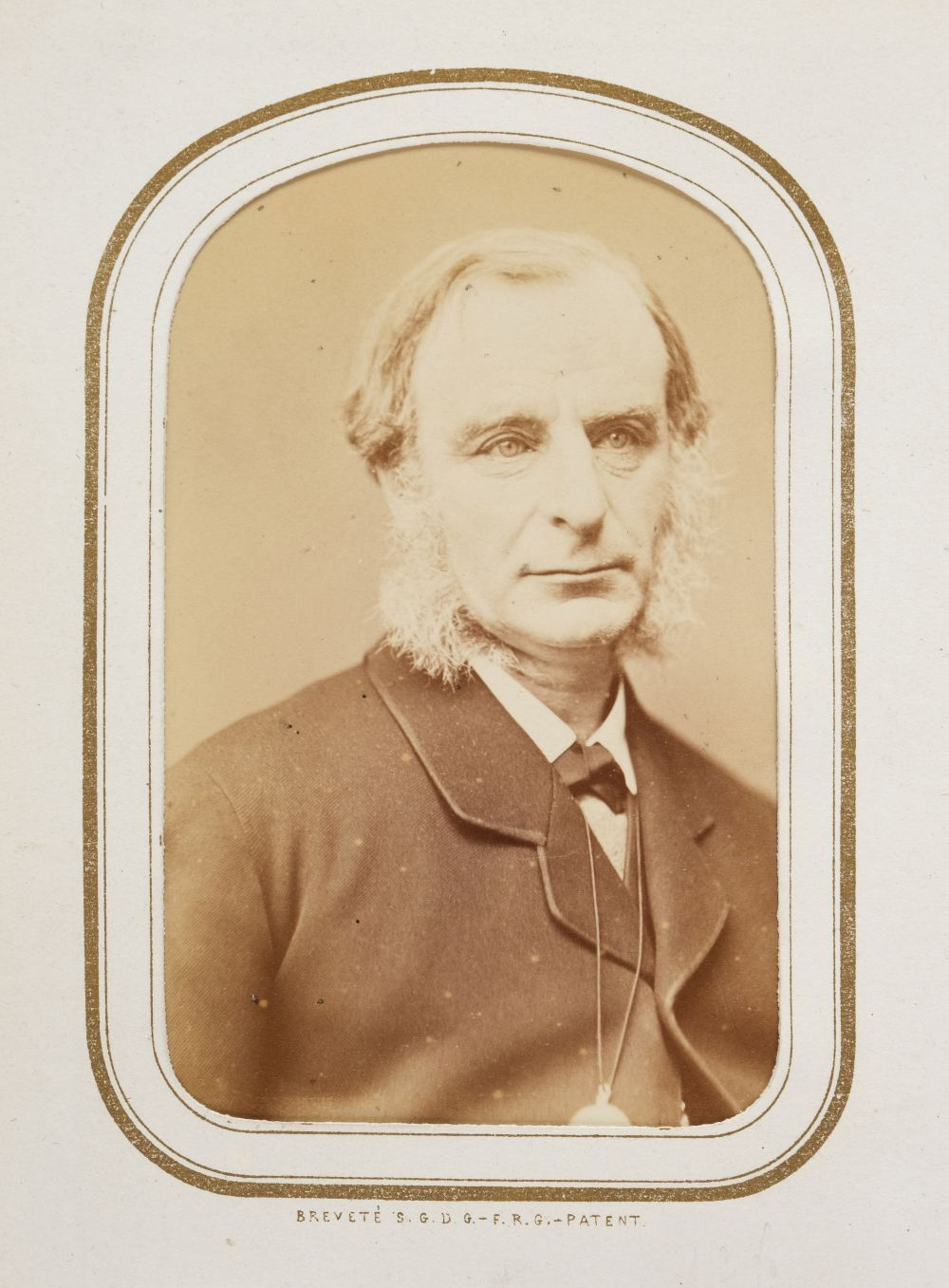 * Cartes de visite. A cartes-de-visite album, c. 1860s/1880s - Image 17 of 18