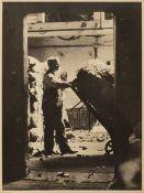 Coburn (Alvin Langdon). Scarti di Cotone, Manchester, 1920