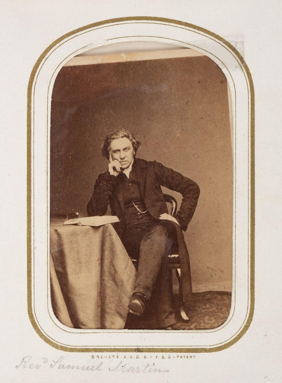 * Cartes de visite. A cartes-de-visite album, c. 1860s/1880s - Image 2 of 18