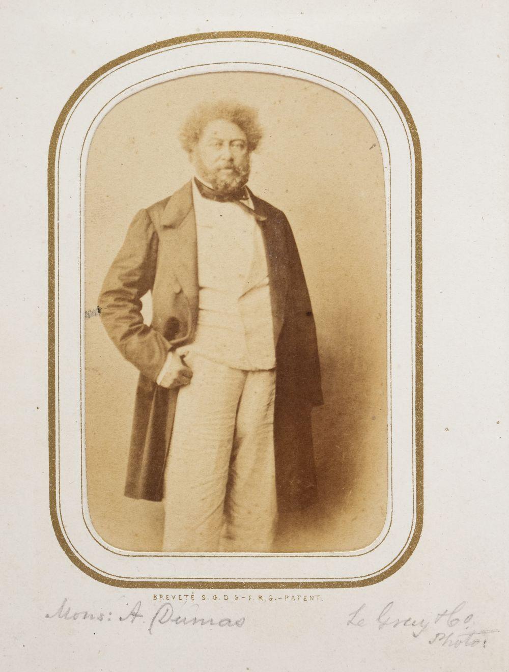 * Cartes de visite. A cartes-de-visite album, c. 1860s/1880s - Image 11 of 18