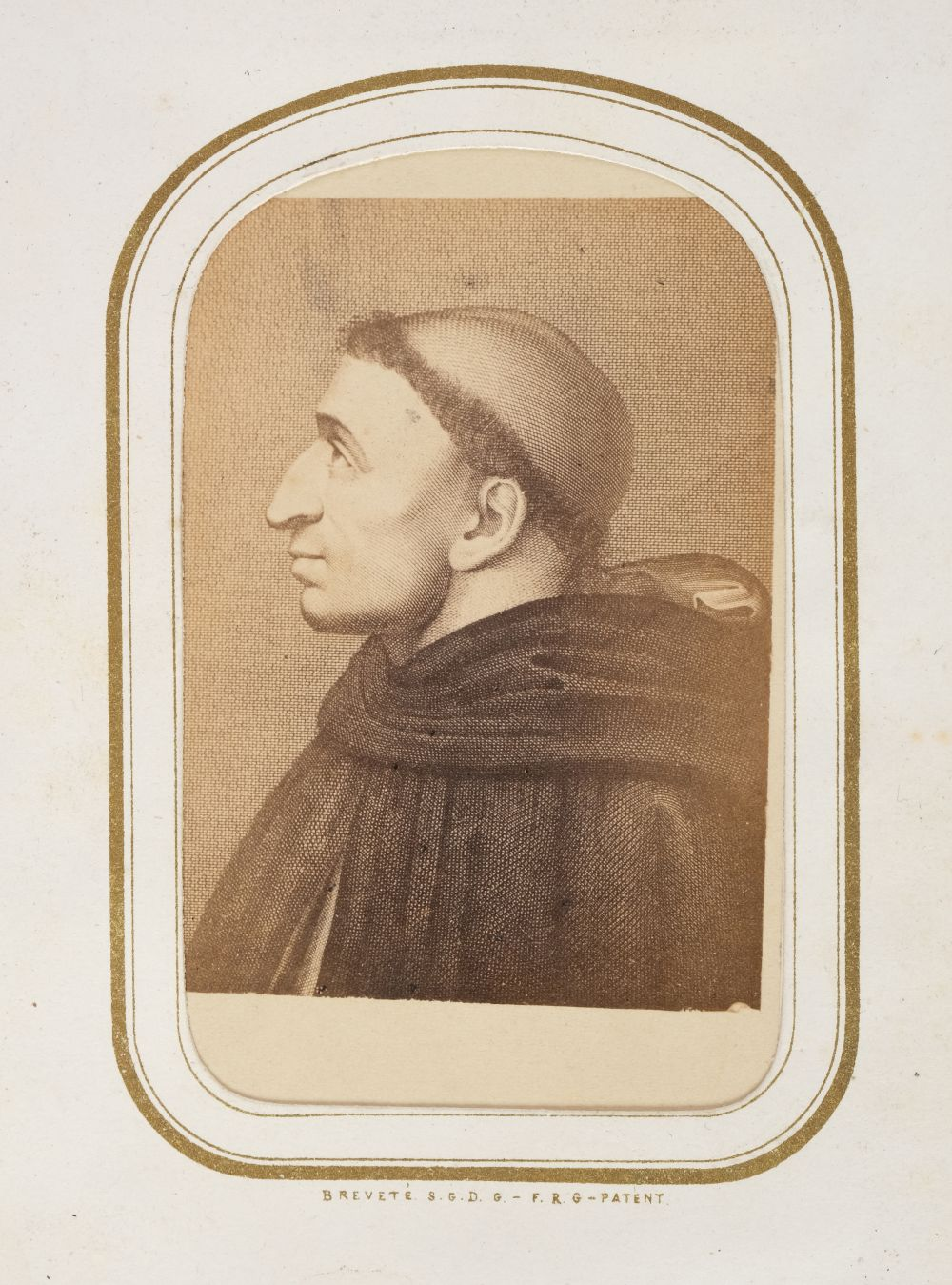 * Cartes de visite. A cartes-de-visite album, c. 1860s/1880s - Image 16 of 18